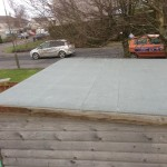 Shed roof by bibllfixit.com - Dunblane