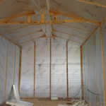 Phase 2, Fit insulation panels (65mm)